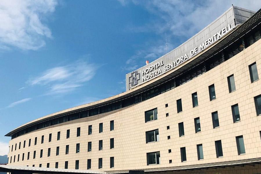 AMiQ SAAS Hospital Meritxell Andorra